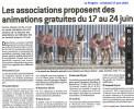 2016_06_17 - Le Progrès - Les associations proposent des animations